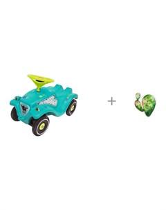 Каталка толокар Bobby Car Classic Маленькая звезда и значок Кактус весной Kawaii Factory Big