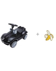 Каталка Bobby Benz и значок Банан Kawaii Factory Big
