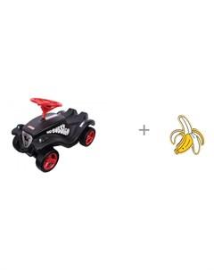 Каталка Fulda Bobby Car 800056102 и значок Банан Kawaii Factory Big