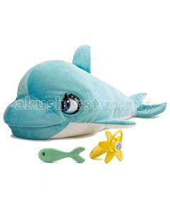 Интерактивная игрушка Дельфин на батарейках Imc toys