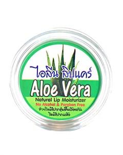 Бальзам для губ Ilene Aloe Vera Natural Lip Moisturizer Thai house of nature