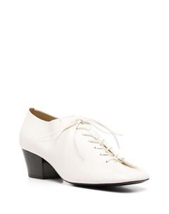 Туфли на шнуровке Lemaire