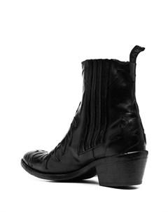 Ботинки в стиле вестерн Sartore