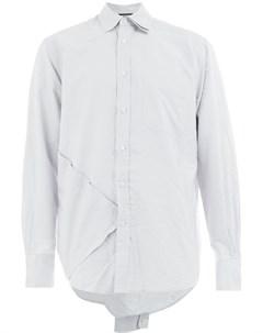 Рубашка с двойным воротником Moohong