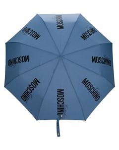 Зонт с логотипом Moschino