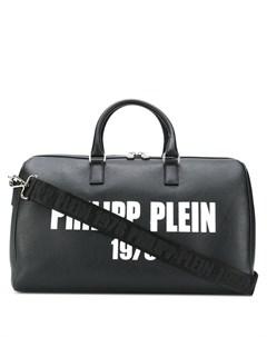 Дорожная сумка среднего размера с логотипом Philipp plein