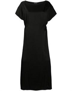 Платье миди с кулиской Andrea ya'aqov