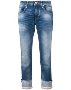 Прямые укороченные брюки Jacob cohen
