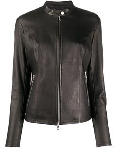 Приталенная куртка на молнии Desa 1972