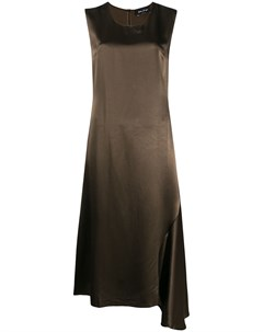 Платье миди асимметричного кроя Andrea ya'aqov