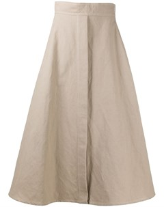 Расклешенная юбка Lemaire