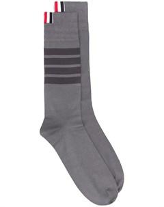 Носки с полосками 4 Bar Thom browne
