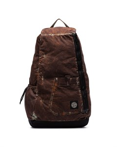 Рюкзак с камуфляжным принтом Stone island