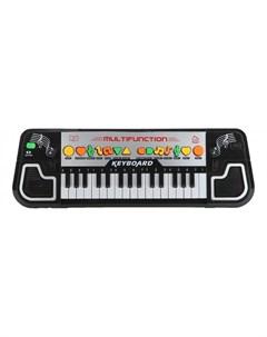 Музыкальный инструмент Синтезатор 32 клавиши 876 1 Наша игрушка