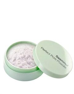 Пудра для лица Saemmul Perfect Pore Powder The saem