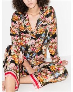 Пижама Eden с цветочным принтом Borgo de nor