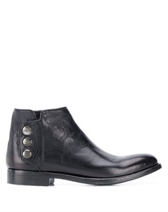 Ботинки на кнопках Alberto fasciani