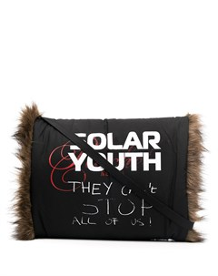 Сумка мессенджер Solar Youth Raf simons