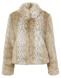 Шуба из искусственного меха Wild Thing Unreal fur