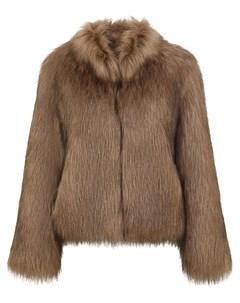 Шуба Fur Delish из искусственного меха Unreal fur