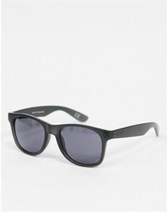Черные солнцезащитные очки Spicoli 4 Vans