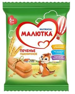 Печенье детское Пшеничное 45гр Малютка