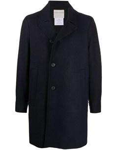 Однобортное пальто Collier s Stephan schneider