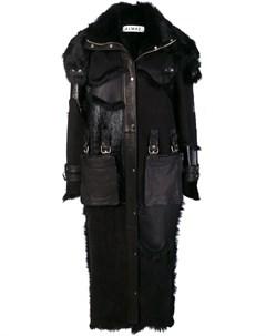 Кожаные пальто Almaz