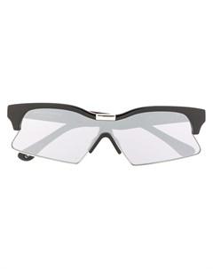 Солнцезащитные очки 3 Special в прямоугольной оправе Marcelo burlon county of milan