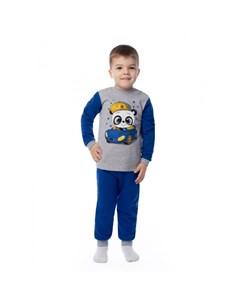 Костюм для мальчика Панда Свитшот и штаны 751 Утёнок