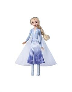 Кукла в сверкающем платье Холодное сердце 2 Disney princess