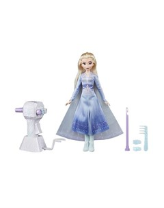 Кукла Холодное сердце 2 Магия причесок Disney princess