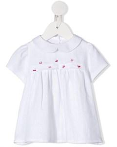 Блузка с цветочной вышивкой Siola