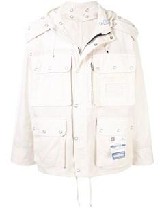 Куртка с карманами карго Maison mihara yasuhiro