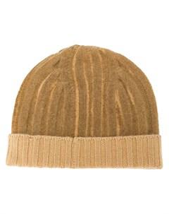 Кашемировая шапка бини Joseph Warm-me