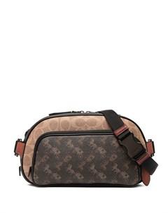 Поясная сумка Hitch с монограммой Coach