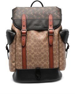 Рюкзак с логотипом Coach