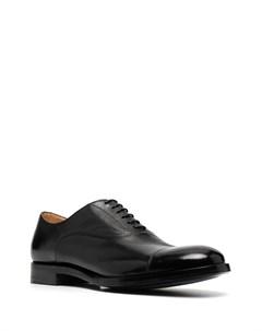 Оксфорды на шнуровке Alberto fasciani