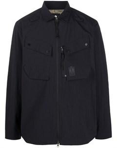 Куртка рубашка с нагрудными карманами Maharishi