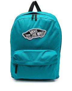 Рюкзак с нашивкой логотипом Vans