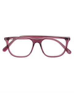 Очки в геометричной оправе Stella mccartney eyewear