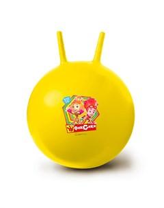 Мяч попрыгун Фиксики 50 см Яигрушка