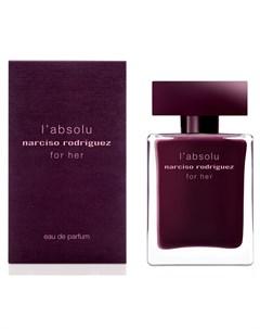 Парфюмерная вода Narciso rodriguez