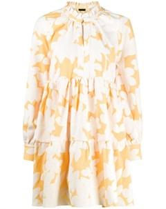 Платье Jasmine с цветочным принтом Stine goya
