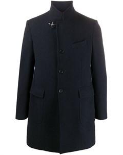 Пальто на пуговицах Fay