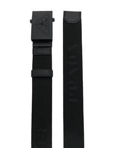 Ремень с логотипом Prada