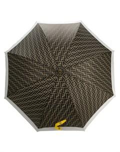 Зонт с логотипом FF Fendi