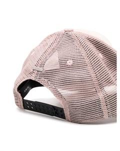 Вельветовая кепка с вышитым логотипом Amiri