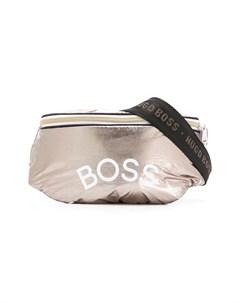 Поясная сумка с логотипом Boss kidswear