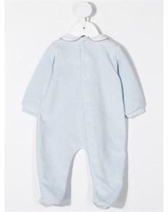 Пижама с длинными рукавами и контрастной полоской La stupenderia